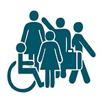 We enforce Accesible Tourism for everybody