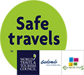 Safe Travels WTTC Tourism Award