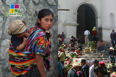 Tour Mercado Chichicastenango Market Day